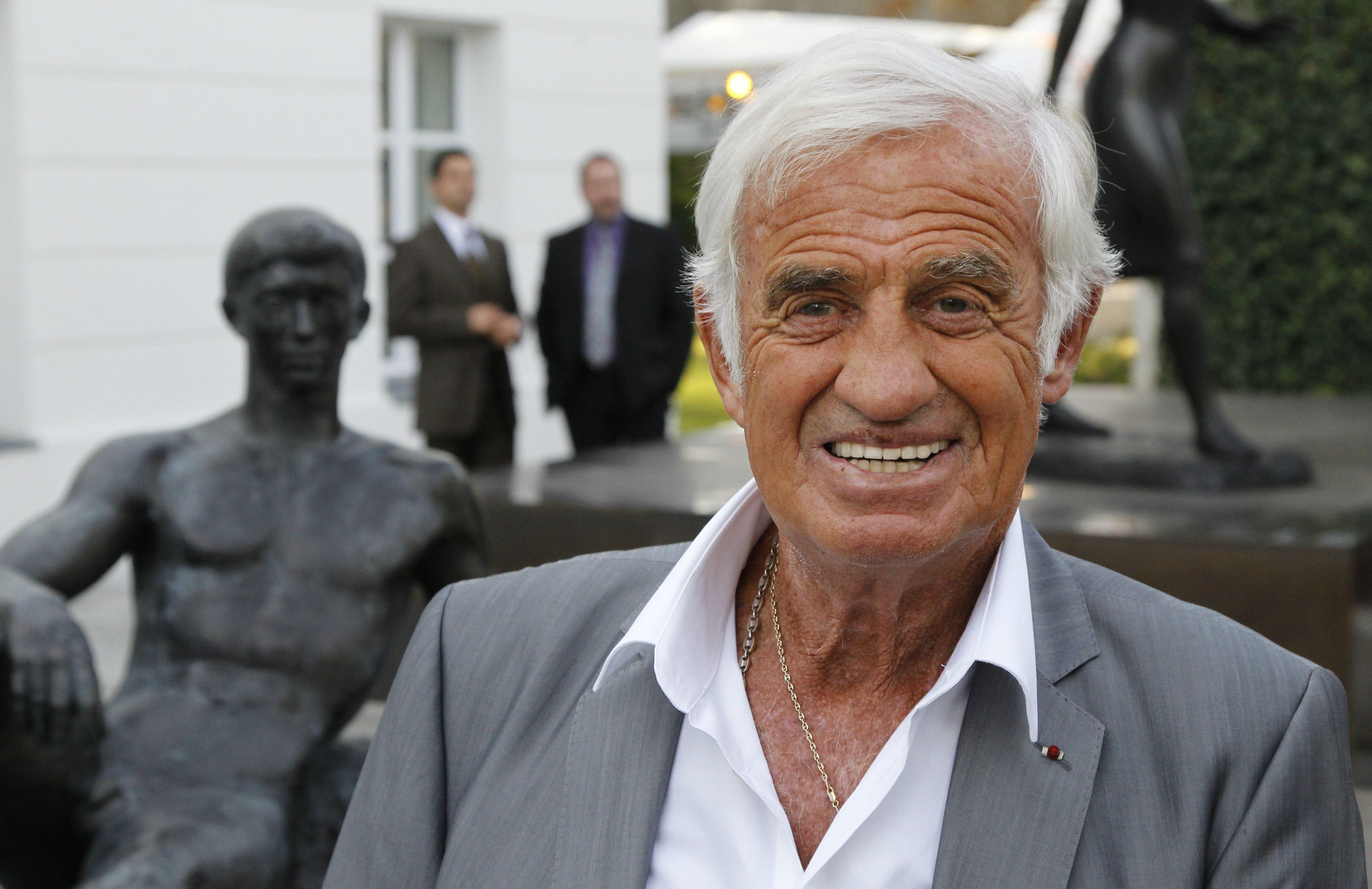Jean-Paul Belmondo Widescreen