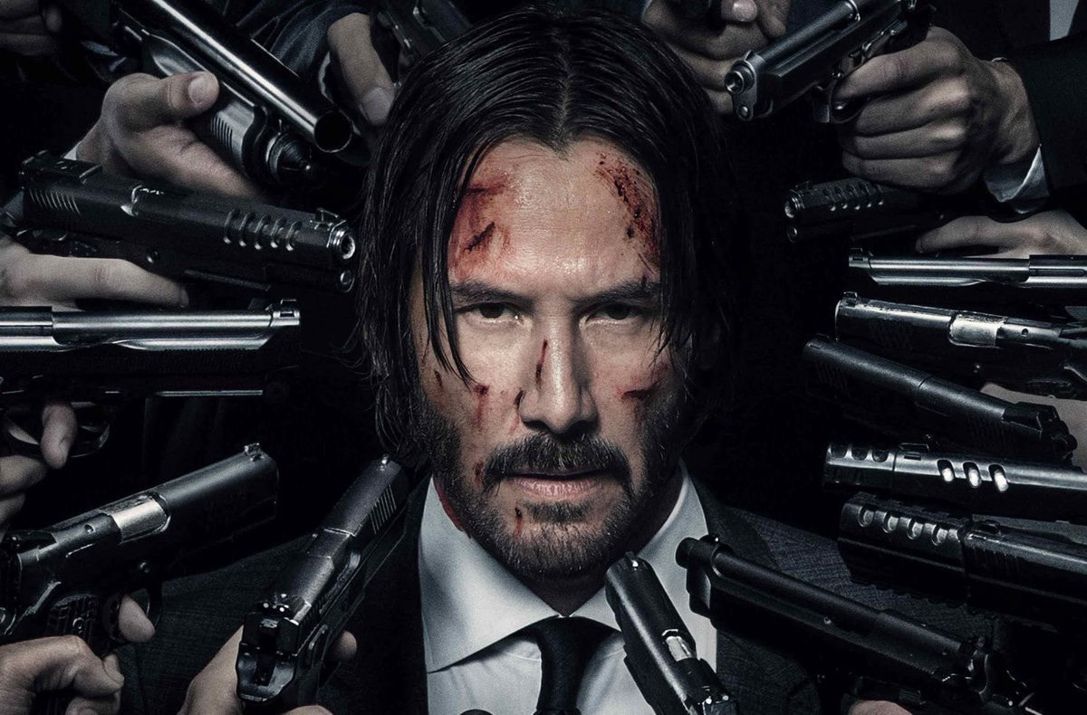John Wick: Chapter Two Widescreen