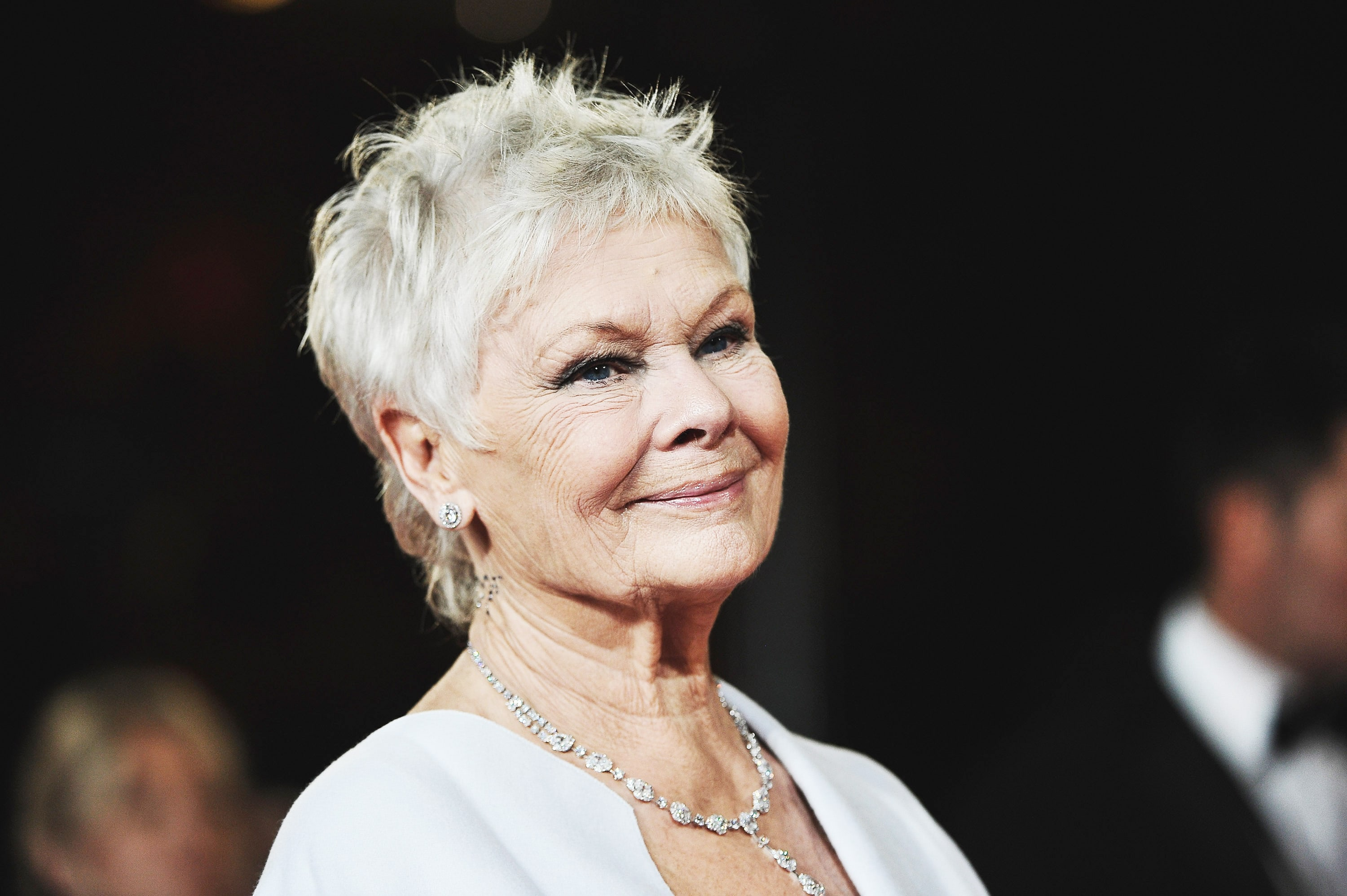 Judi Dench Desktop wallpaper