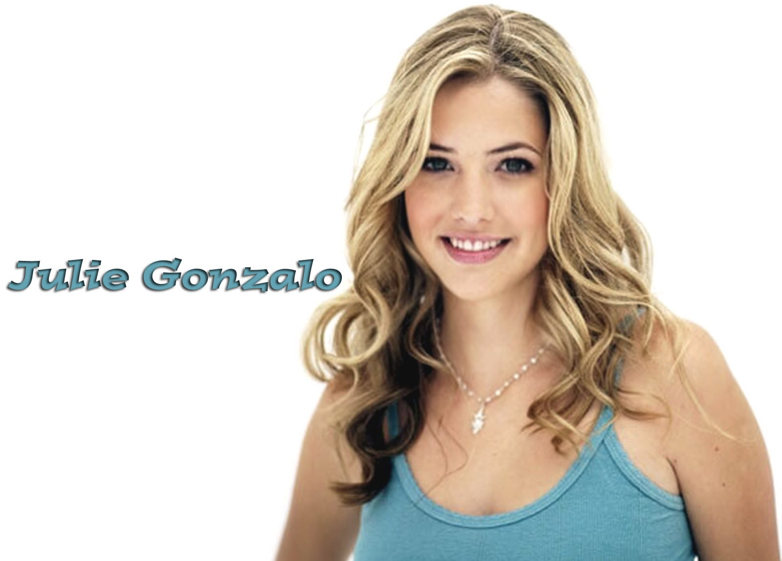 Julie Gonzalo Widescreen
