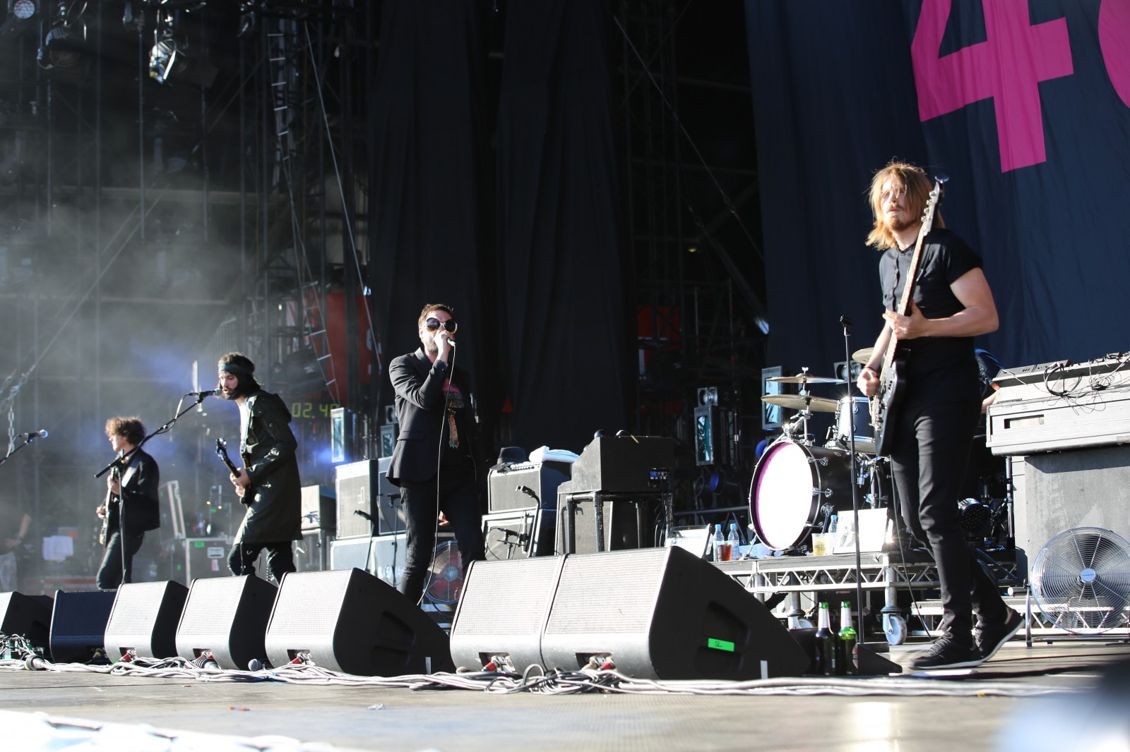 Kasabian Widescreen