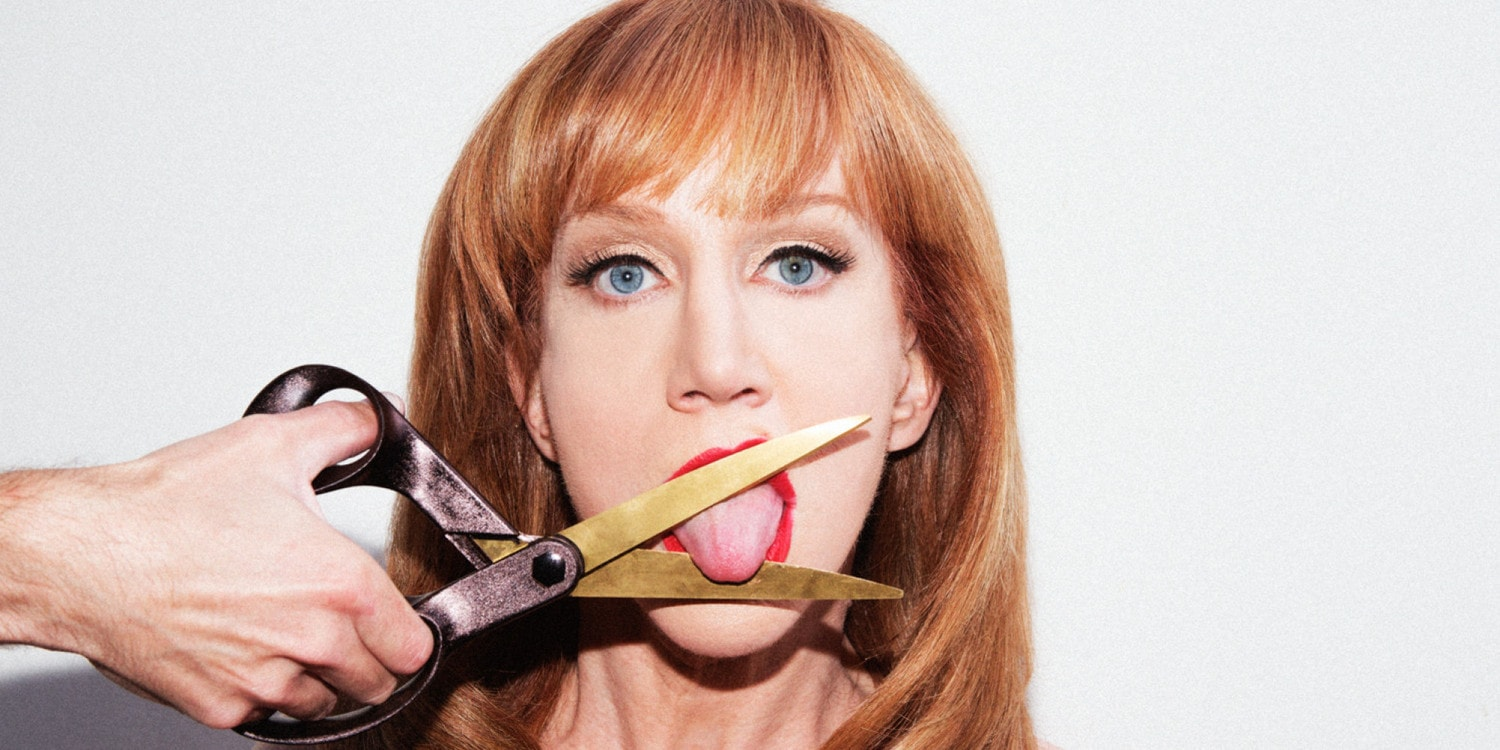 Kathy Griffin Widescreen