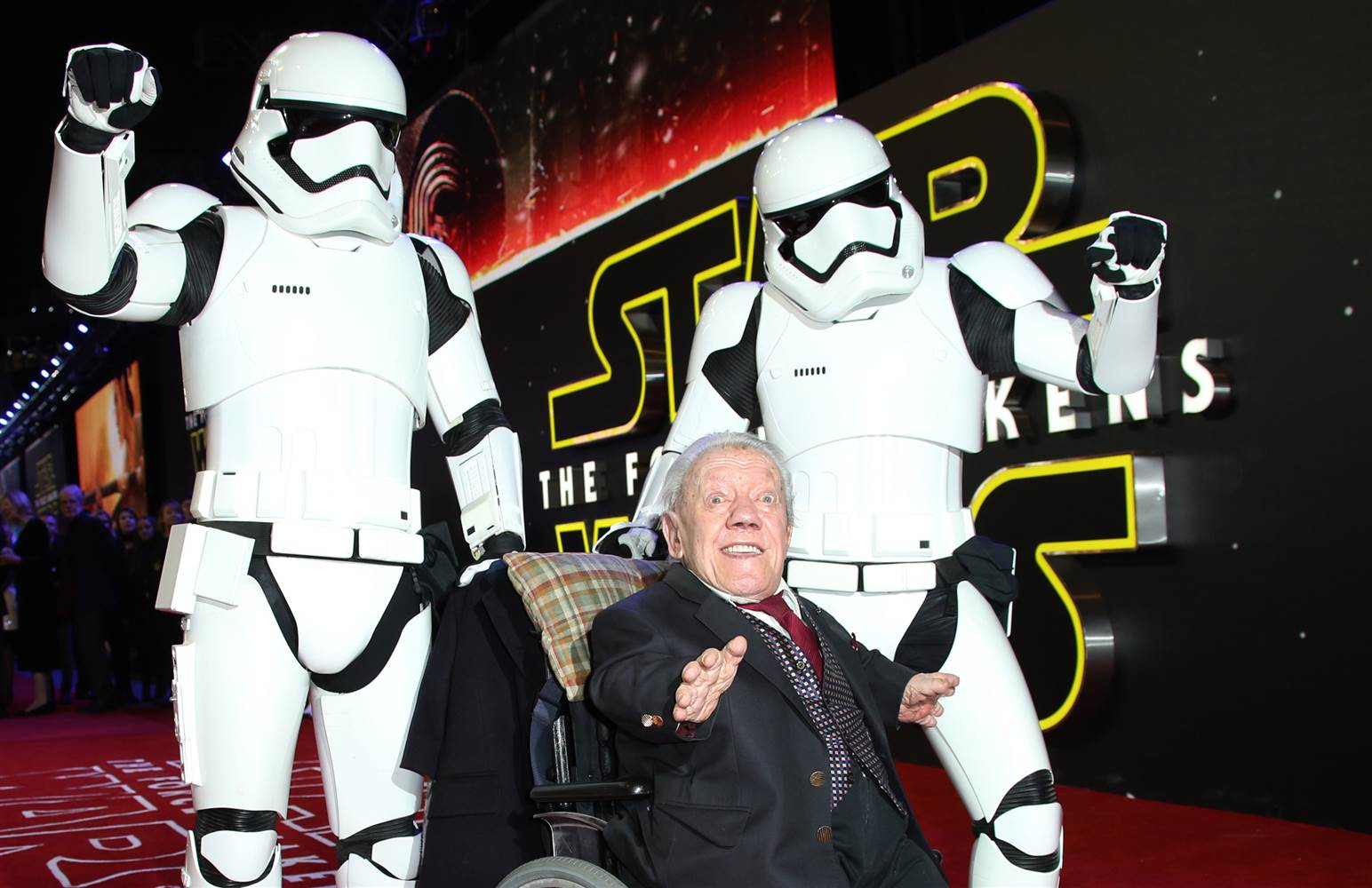 Kenny Baker Widescreen