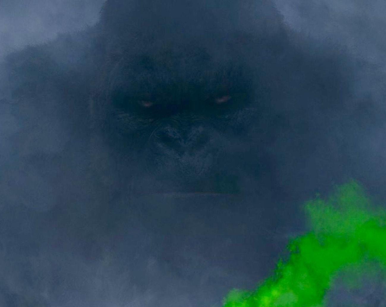 Kong: Skull Island Widescreen