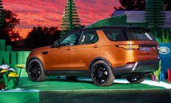 Land Rover Discovery 5 Widescreen