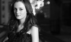 Leighton Meester Widescreen