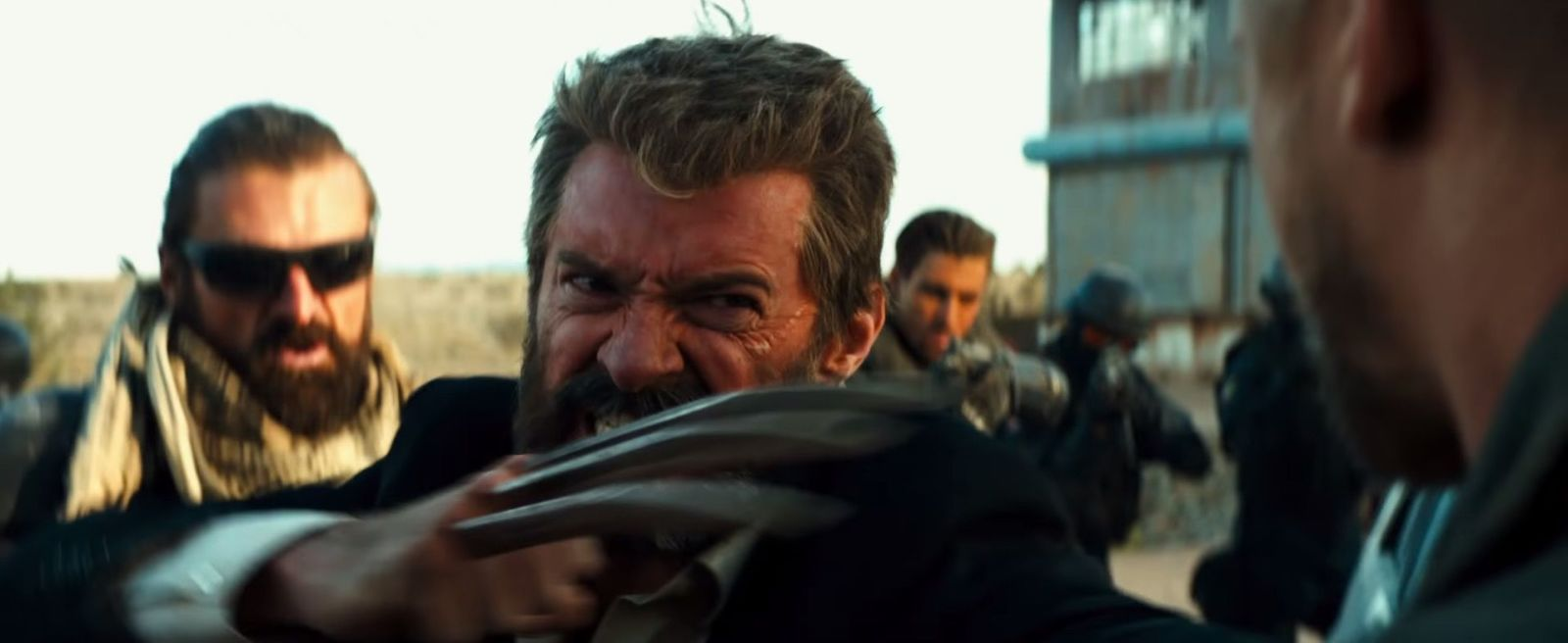 Logan Widescreen