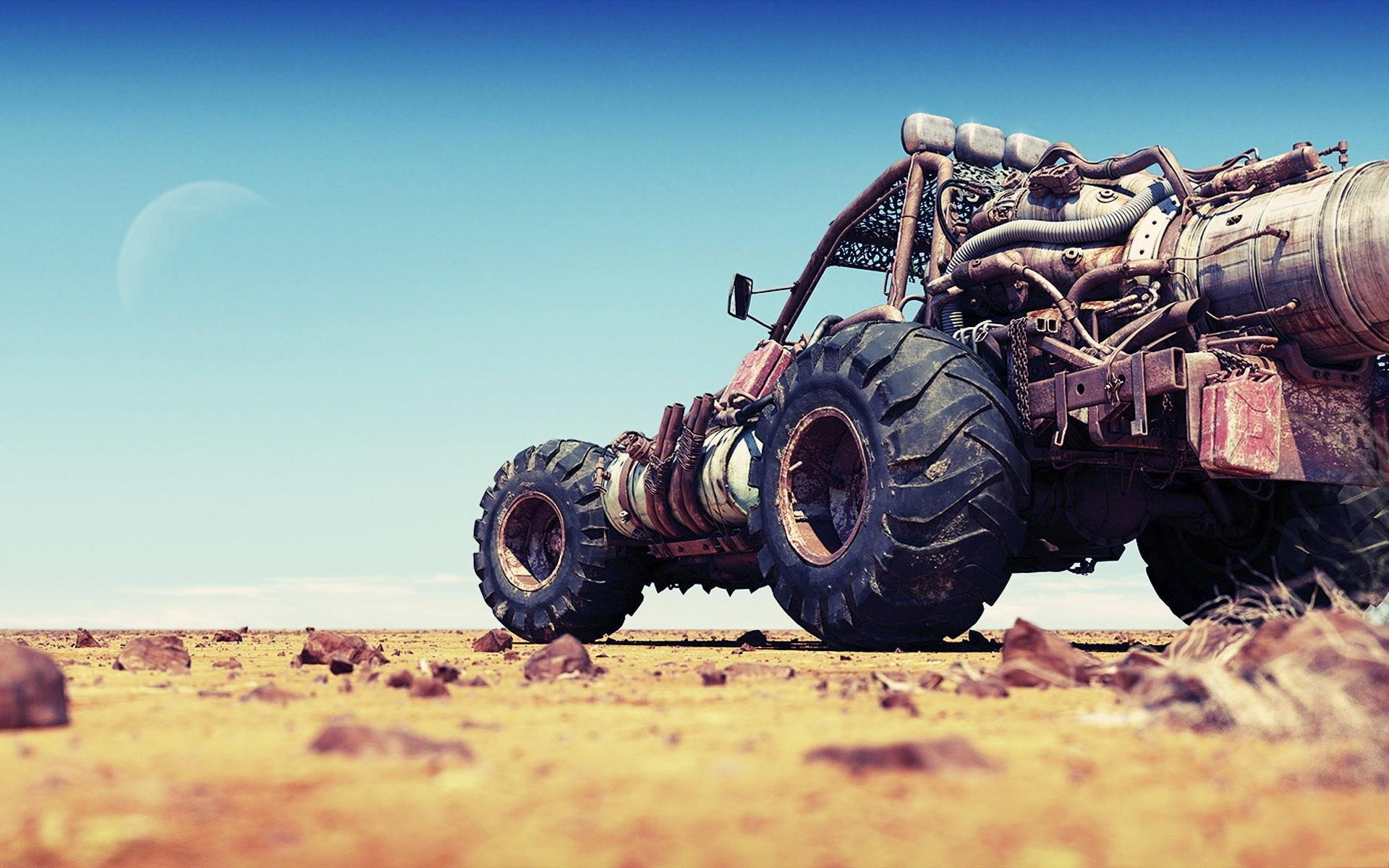Mad Max: Fury Road widescreen