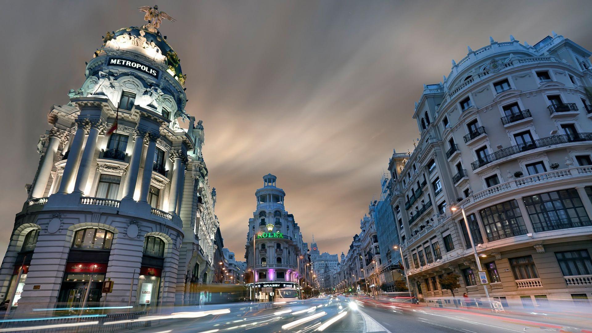 Madrid widescreen