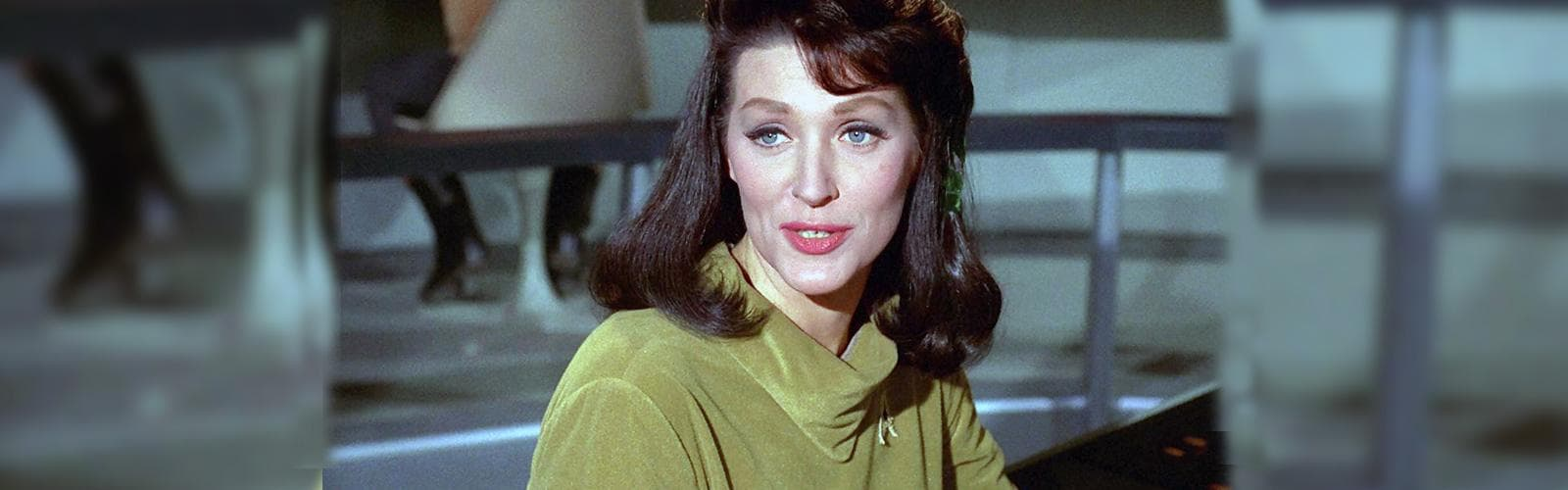 Majel Barrett Widescreen
