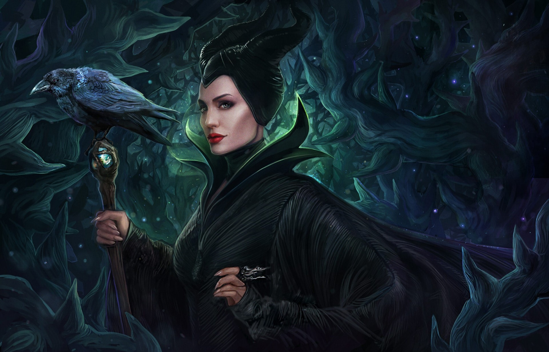 Maleficent widescreen