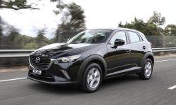 Mazda CX-3 Widescreen