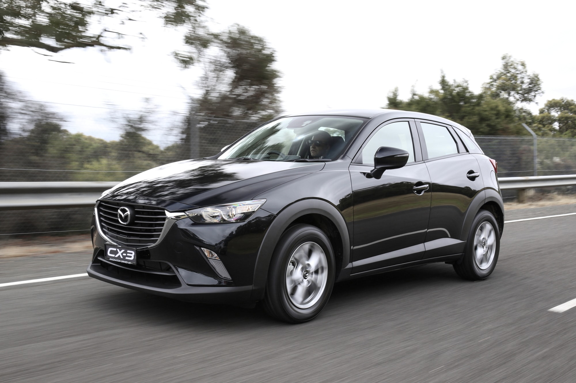 Mazda CX-3 Widescreen