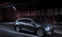 Mazda CX-9 II Widescreen