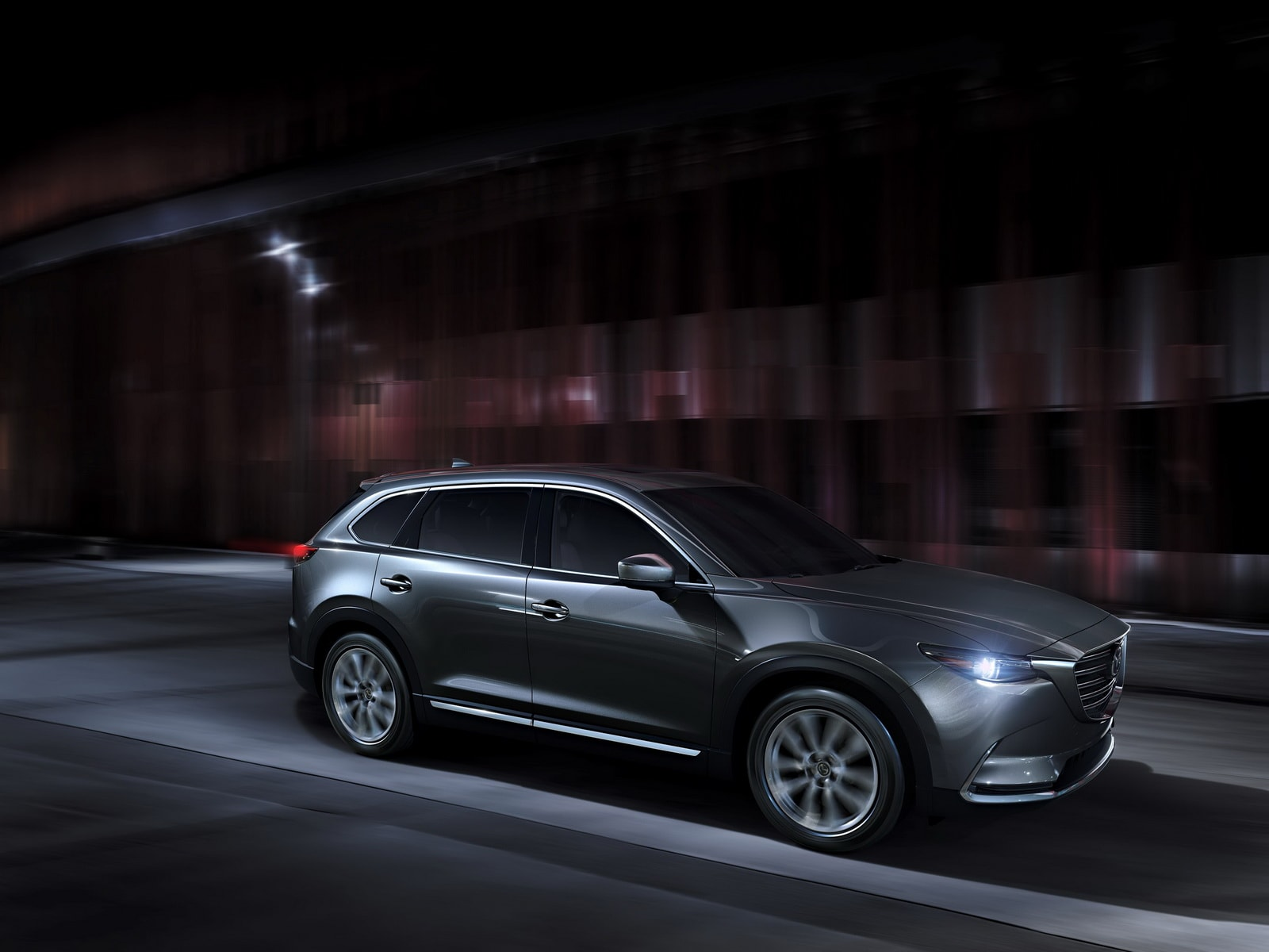 Mazda CX-9 II Widescreen