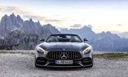 Mercedes-AMG GT Roadster Widescreen