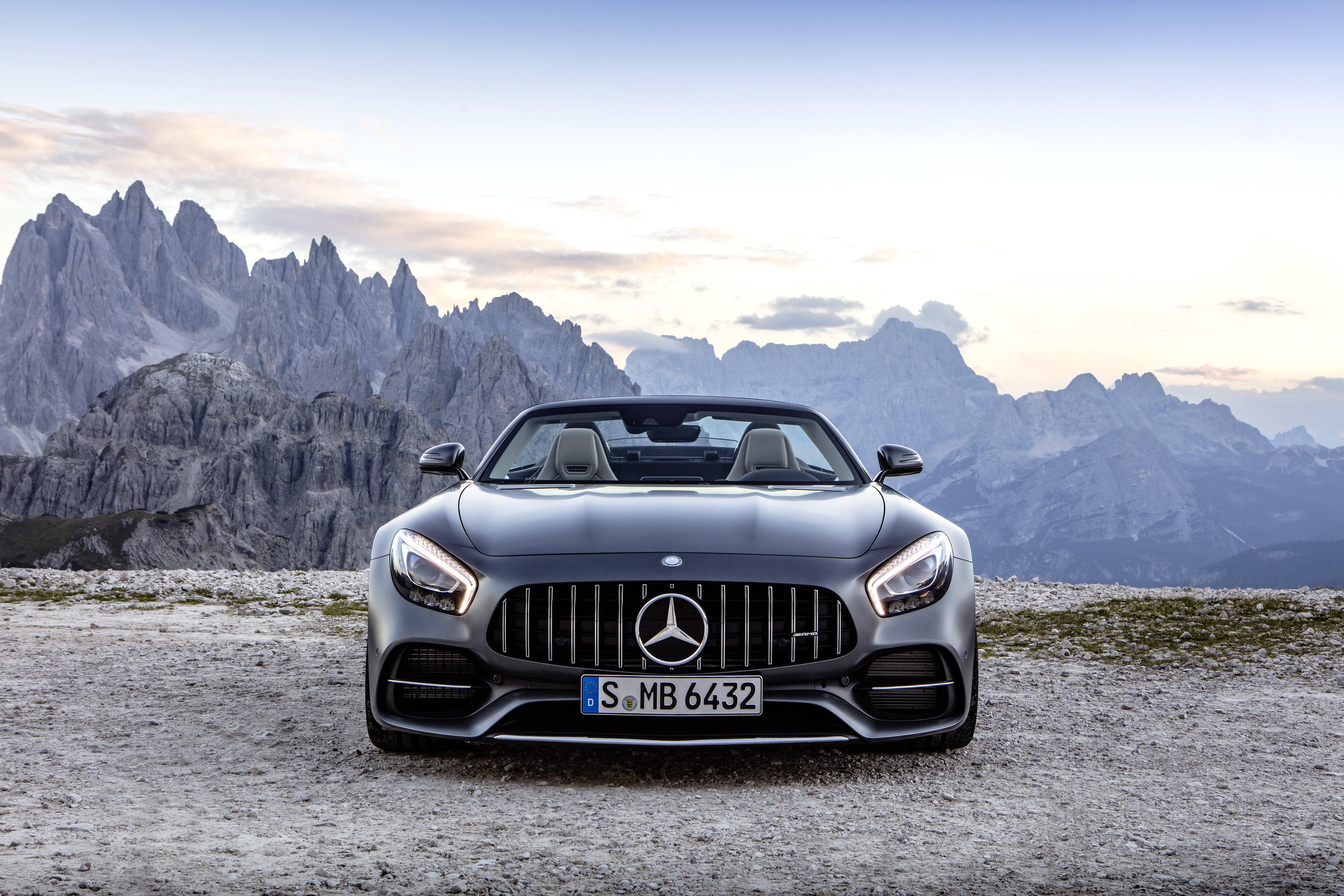 Mercedes-AMG GT Roadster Widescreen