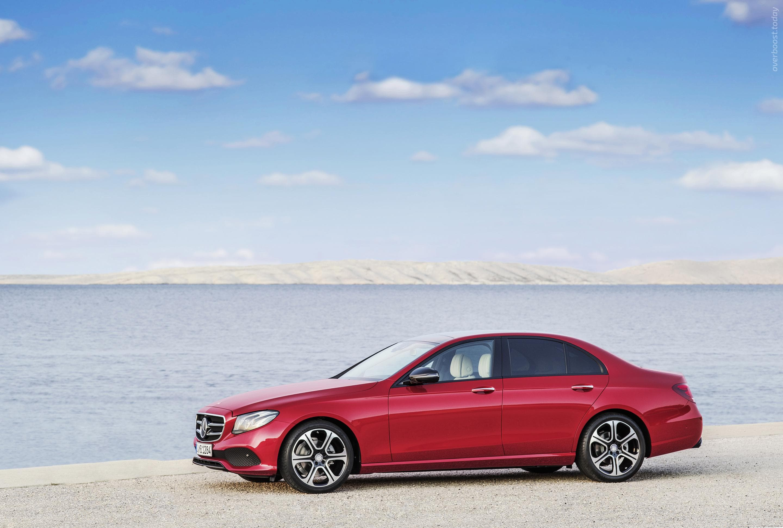 Mercedes E-Class W213 Widescreen