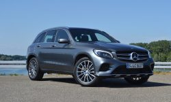 Mercedes GLC Widescreen
