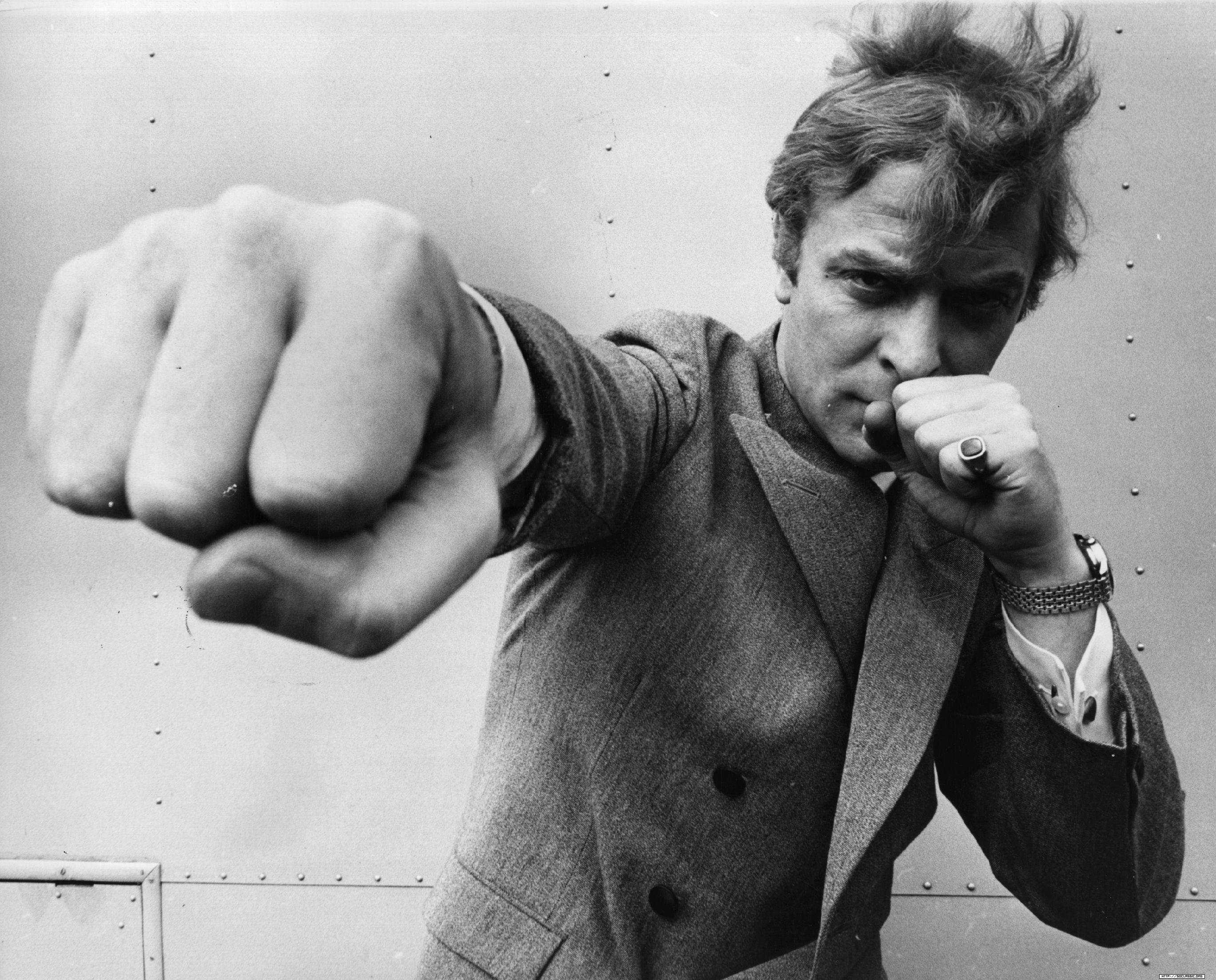 Michael Caine Widescreen