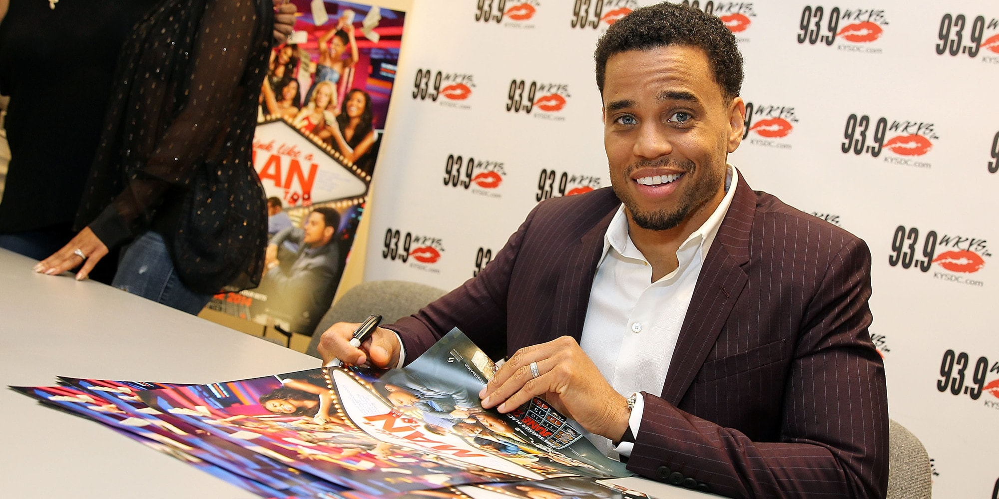 Michael Ealy Widescreen