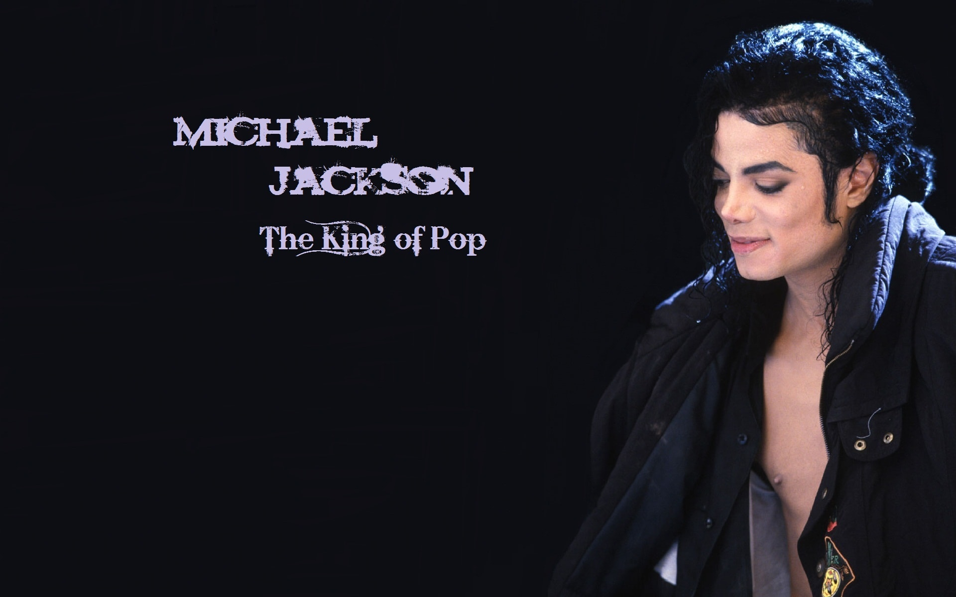 Michael Jackson Widescreen