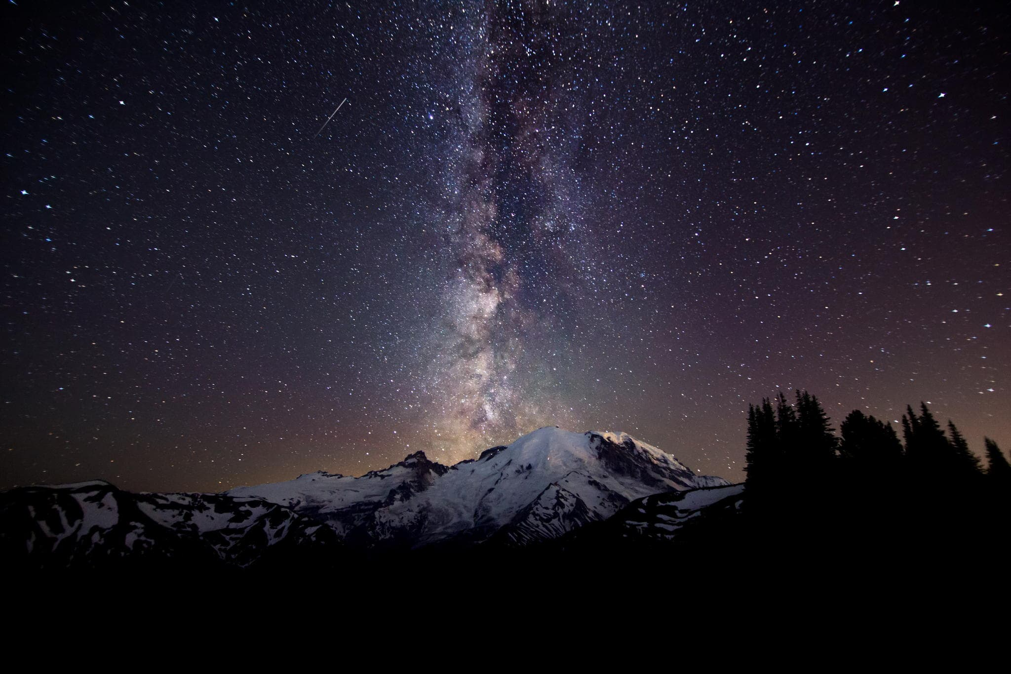 Milky Way Widescreen