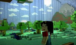 Minecraft: Story Mode - Episode 3: The Last Place You Look Widescreen