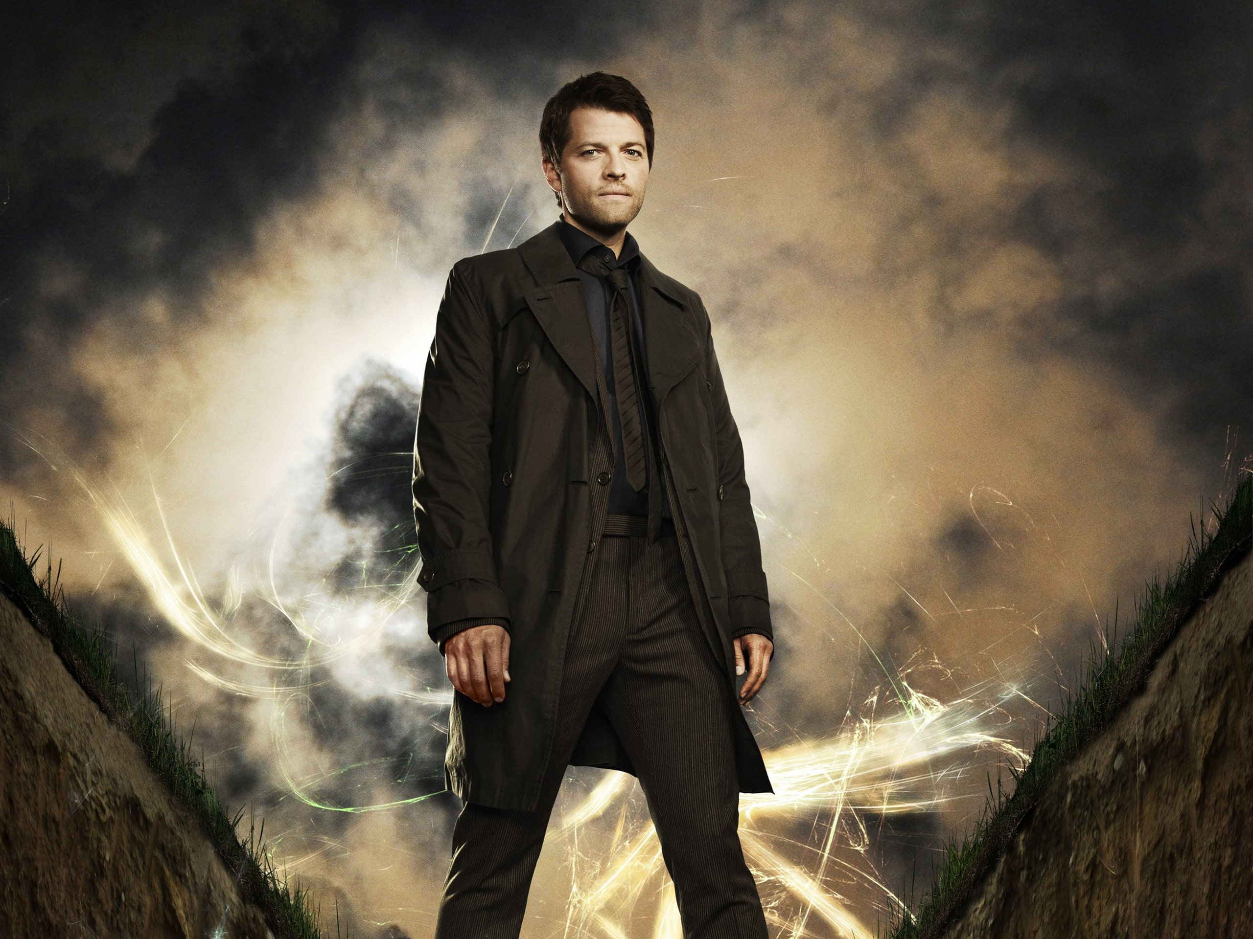 Misha Collins Widescreen