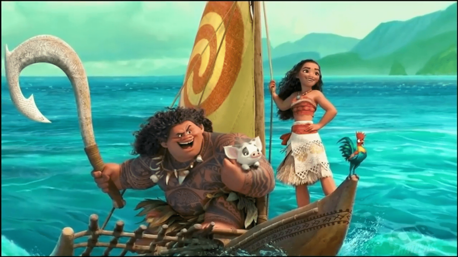 Moana Widescreen