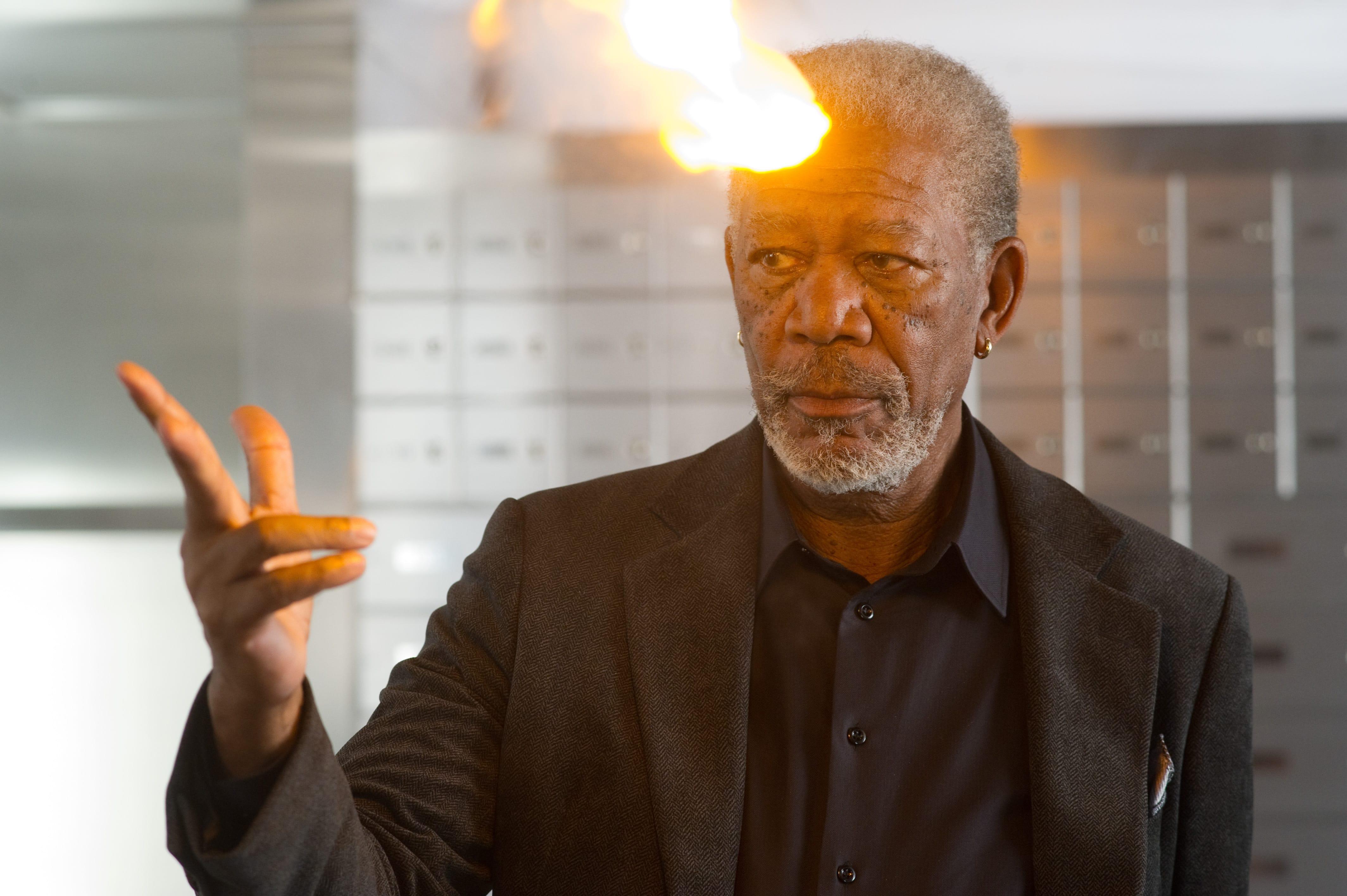 Morgan Freeman Widescreen