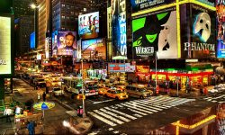 New York widescreen