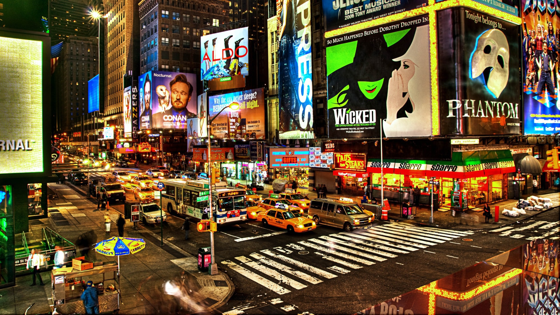 New York widescreen