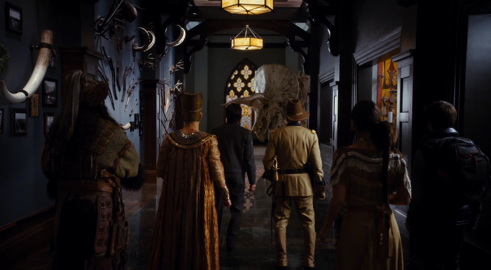Night At The Museum: Secret Of The Tomb widescreen