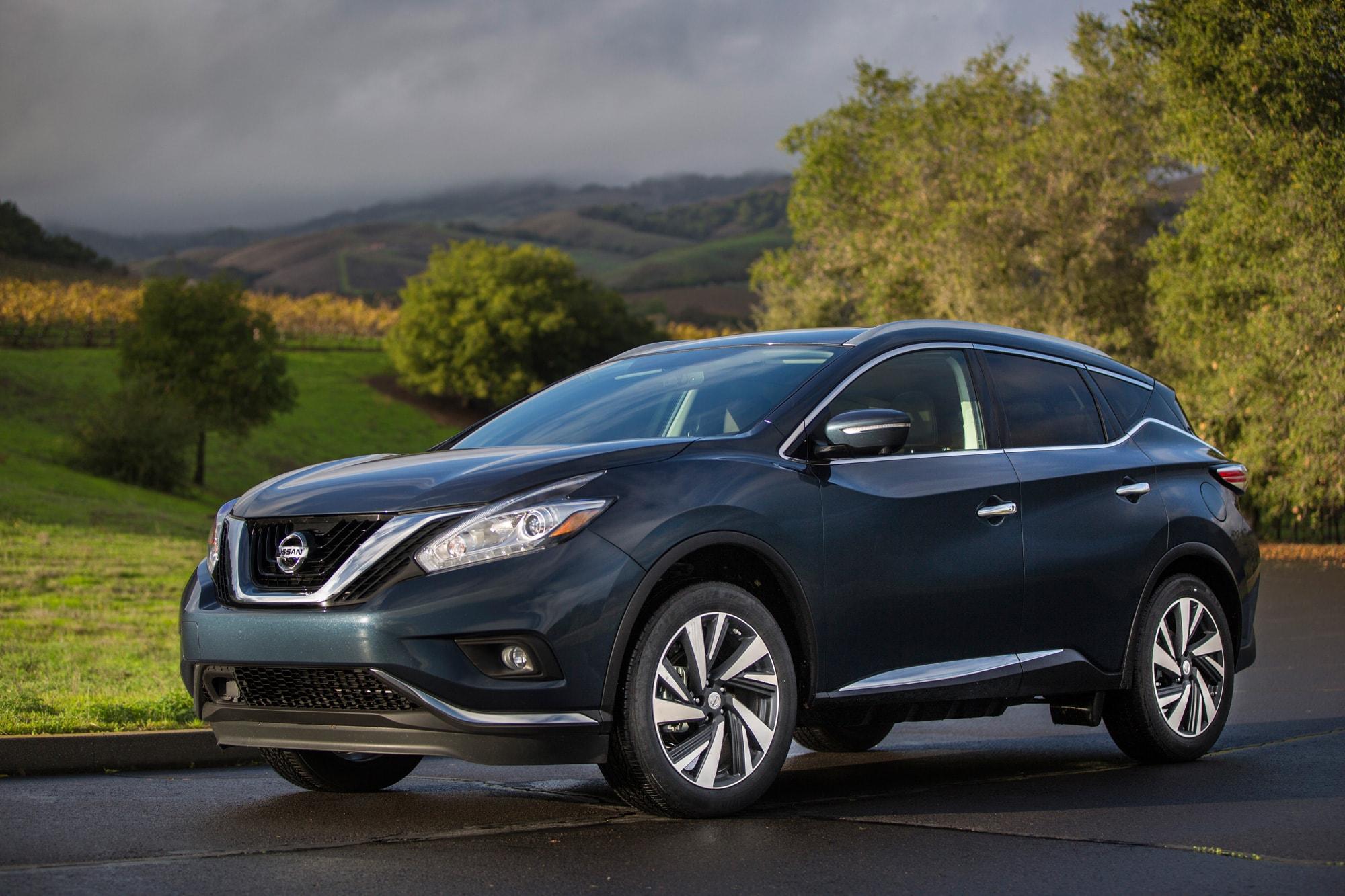 Nissan Murano 3 Widescreen