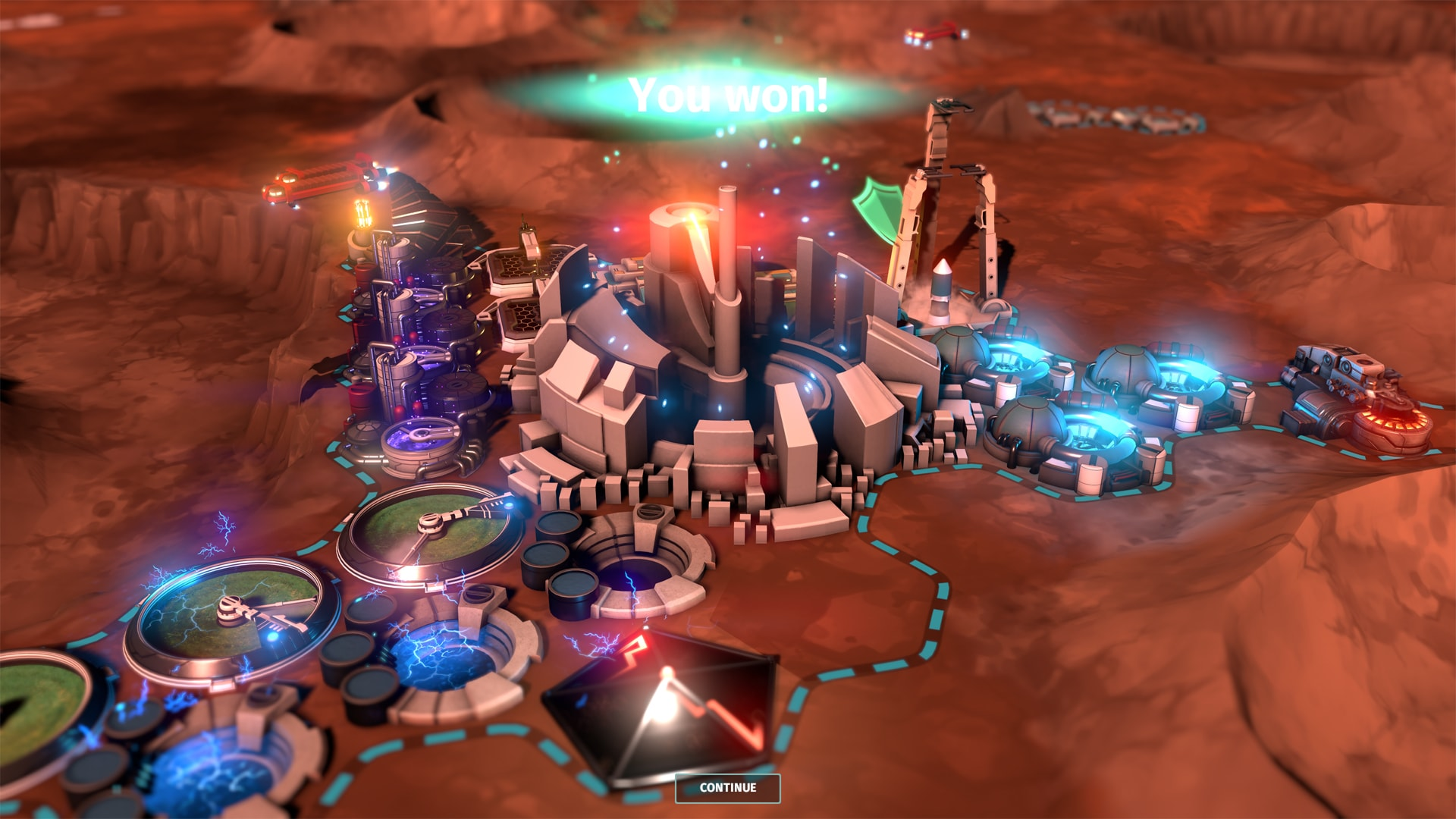 Offworld Trading Company Widescreen