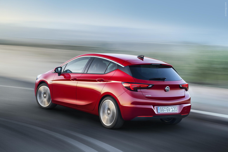 Opel Astra K Widescreen