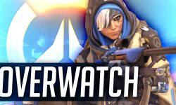 Overwatch : Ana Widescreen