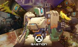 Overwatch : Bastion Widescreen