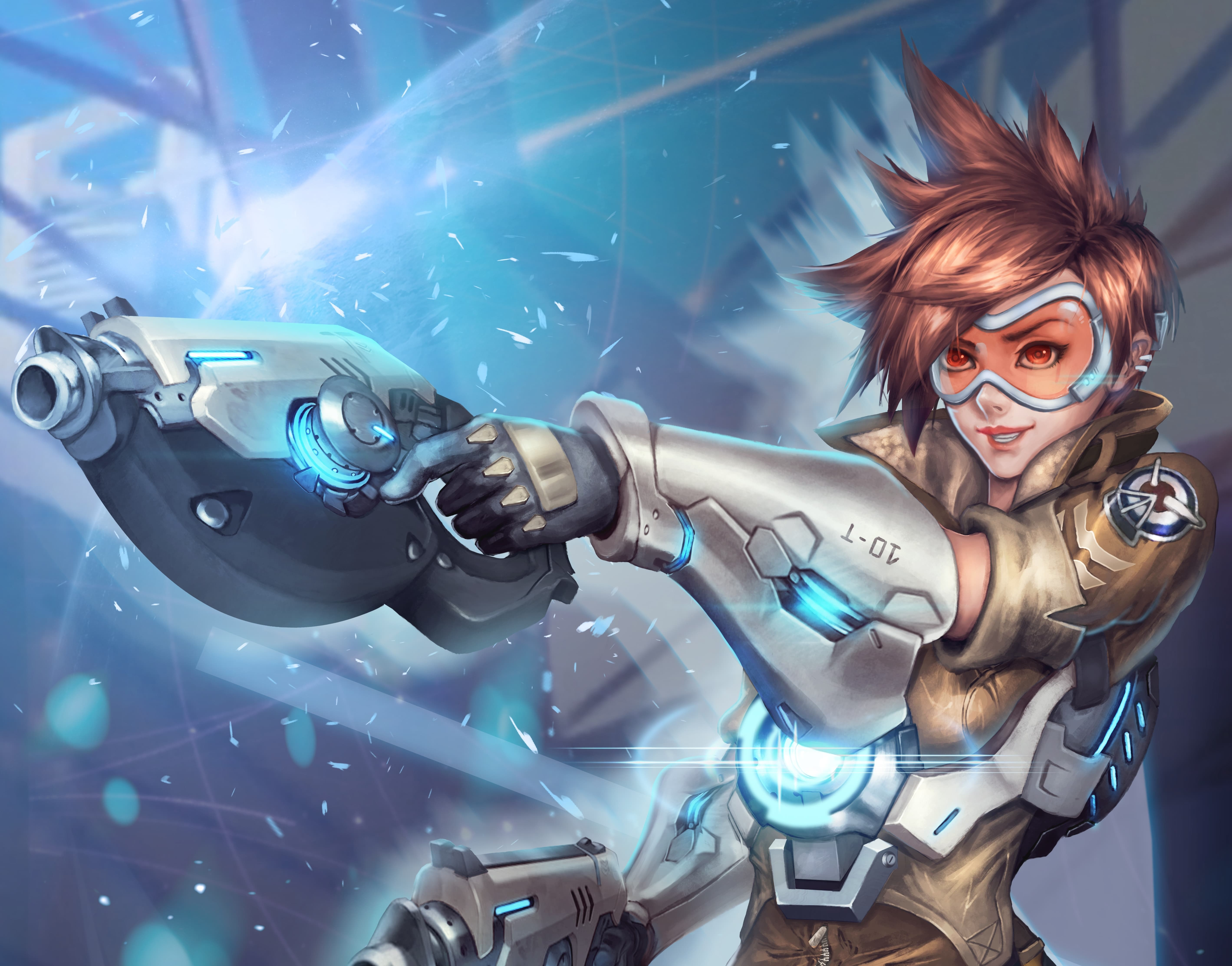 Overwatch : Tracer Free