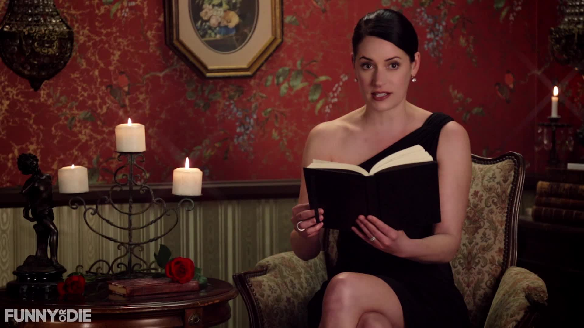 Paget Brewster Widescreen