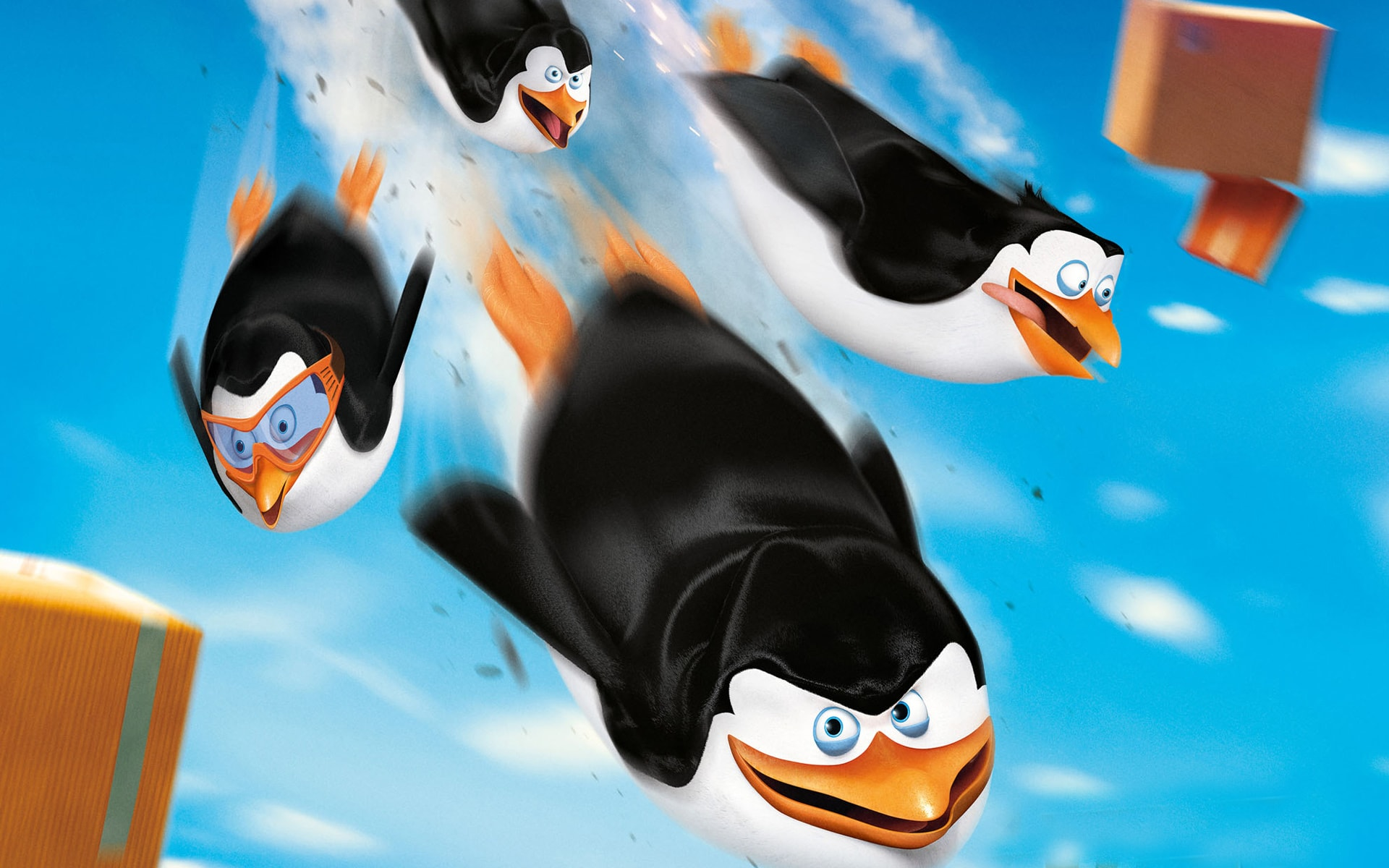 Penguins Of Madagascar Free