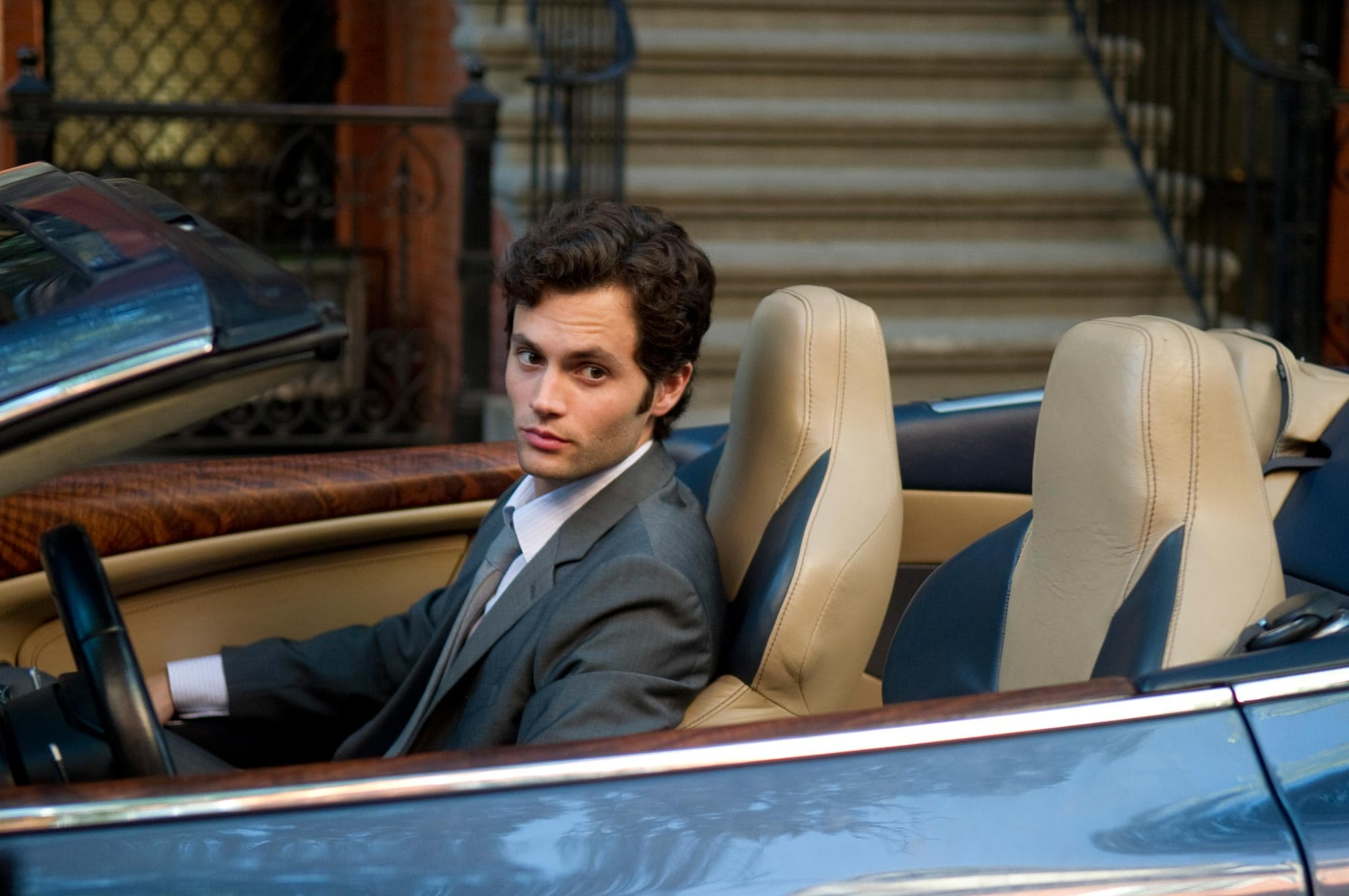 Penn Badgley Widescreen