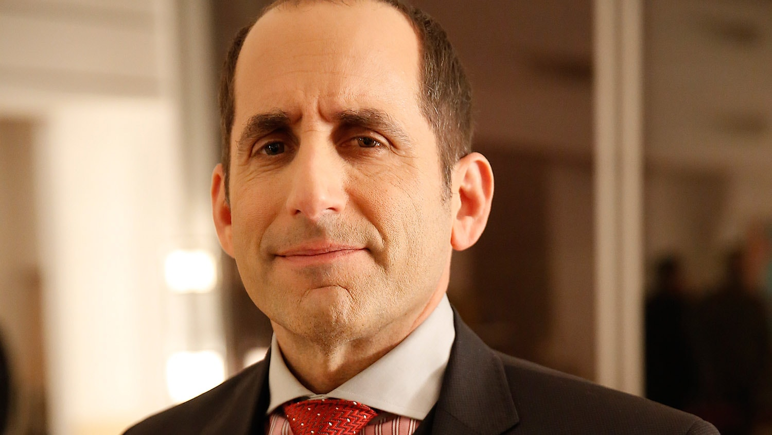 Peter Jacobson Widescreen