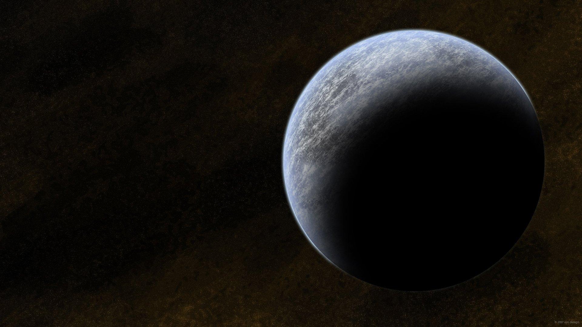 Pluto Widescreen