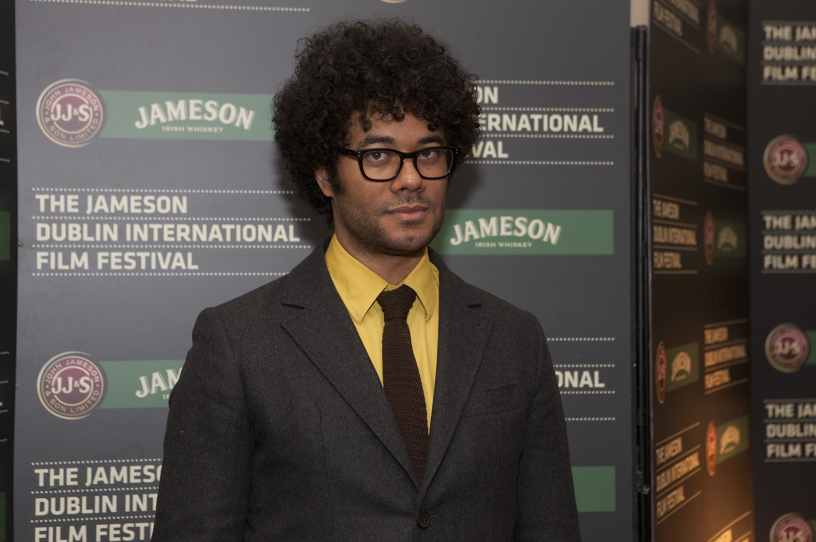 Richard Ayoade Widescreen