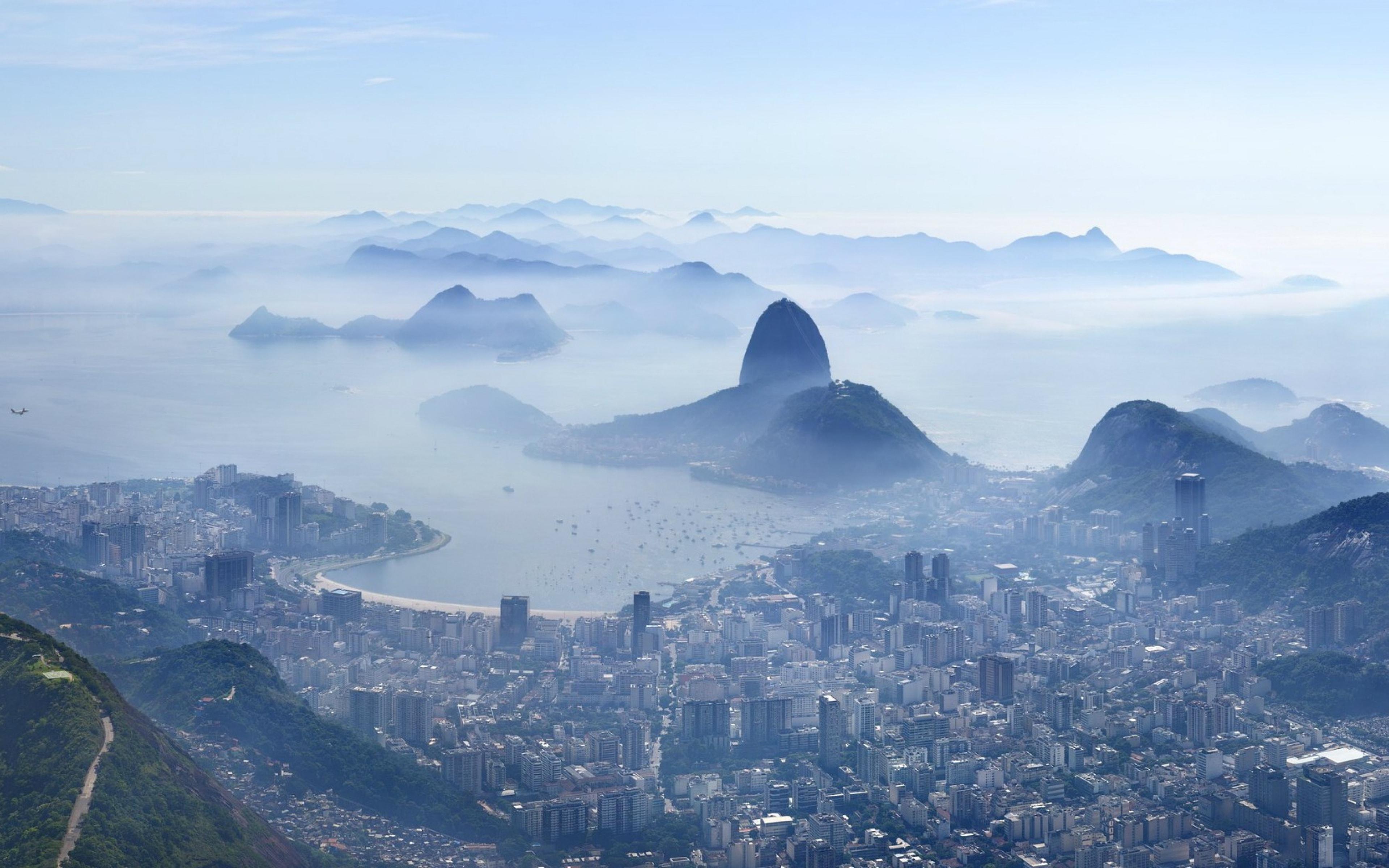 Rio De Janeiro widescreen
