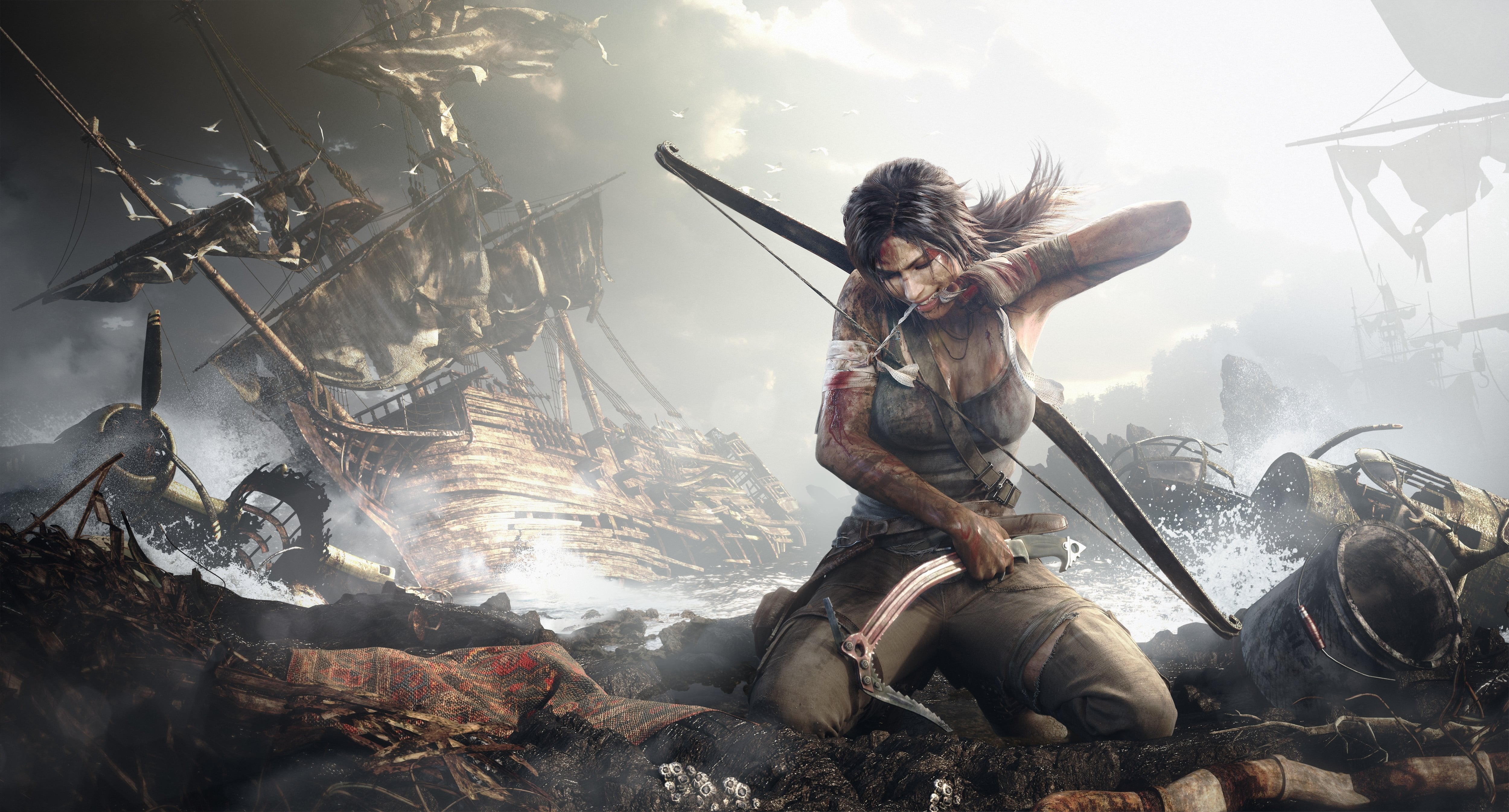 Rise of the Tomb Raider Widescreen