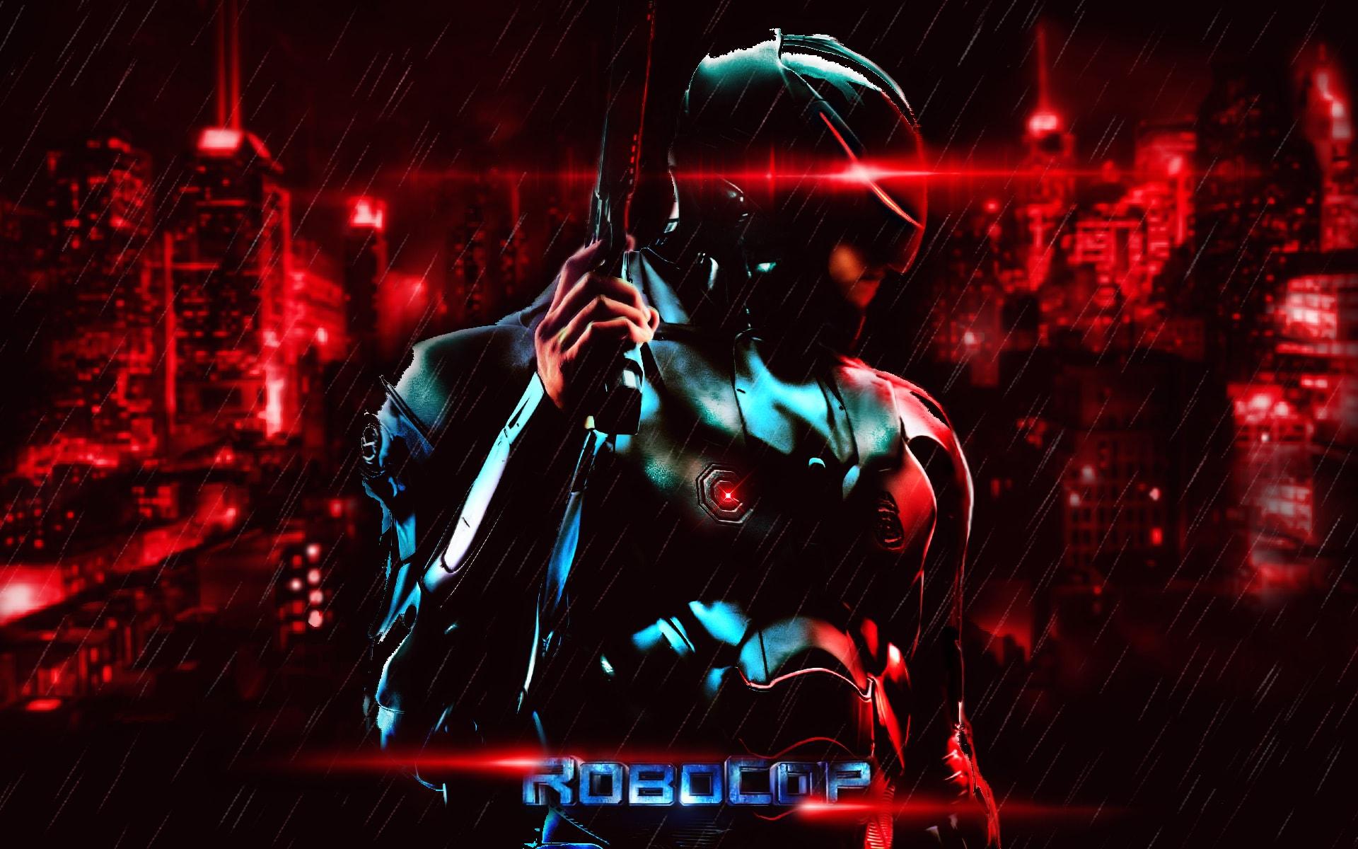 RoboCop 2014 HD
