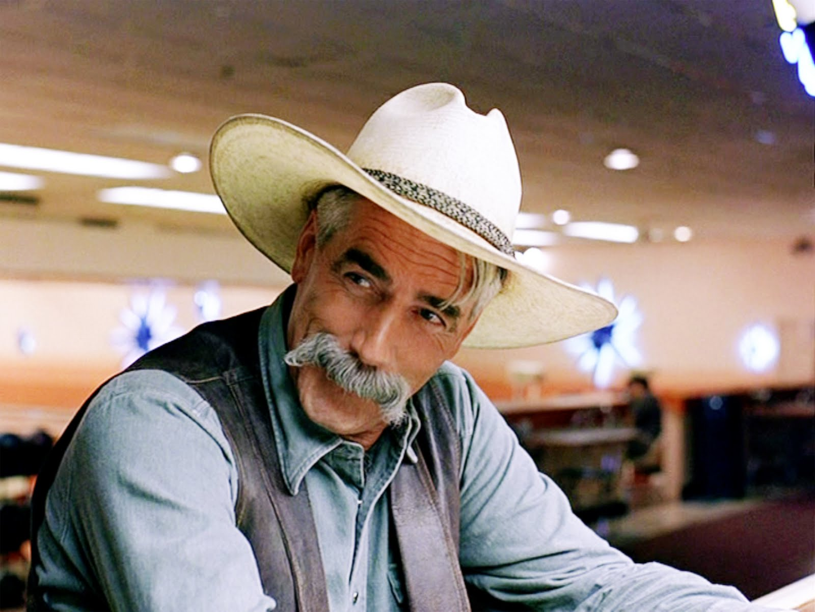 Sam Elliott Widescreen